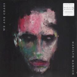 Marilyn Manson - Half‐way & One Step Forward